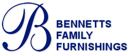 Bennetts Family Furnishings logo