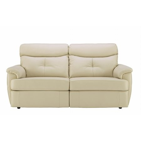 G Plan Upholstery - Atlanta 3 Seater Leather Sofa