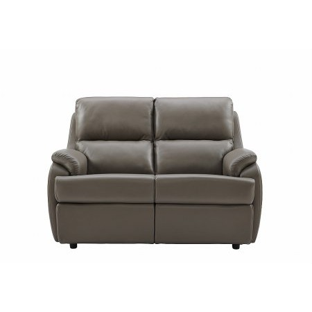 G Plan Upholstery - Hartford 2 Seater Leather Sofa