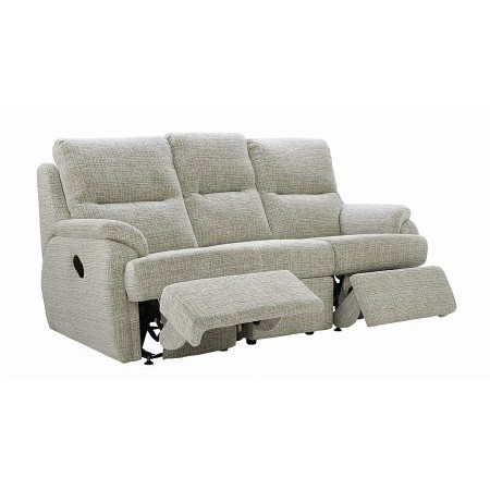 G Plan Upholstery - Hartford 3 Seater Recliner Sofa