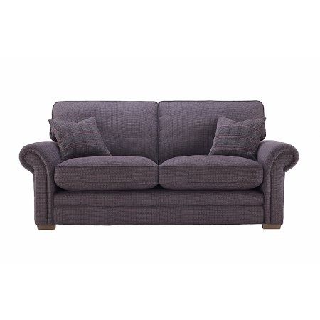 G Plan Upholstery - Jasmine 3 seater sofa with scatters