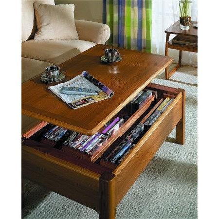 Nathan - Classic Large Supper Storage Table