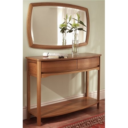 Nathan - Shades Shaped Console Table