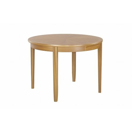 Nathan - Shades Circular Dining Table on Legs