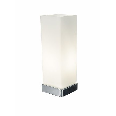 Dar Lighting - Toby Touch Table Lamp Twinpol Chrome