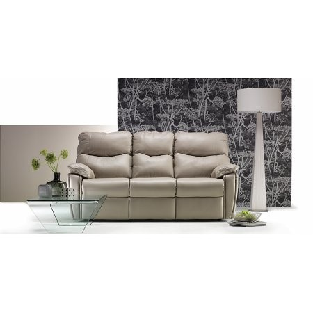 G Plan Upholstery - Henley Leather Sofa