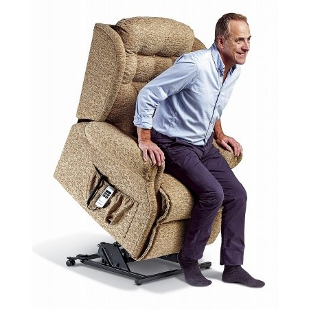 Sherborne - Royale Dual Motor Lift and Rise Recliner