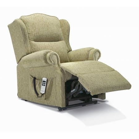 Sherborne - Claremont Small Dual Motor Lift and Rise Recliner