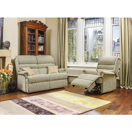 Sherborne - Comfi Sit 2 Seater Settee and Standard Recliner
