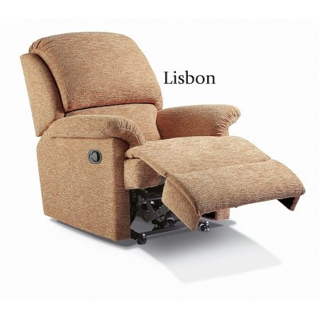 Sherborne - Lisbon Manual Powered Recliner