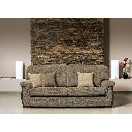 Sherborne - Rembrandt 3 Seater Settee