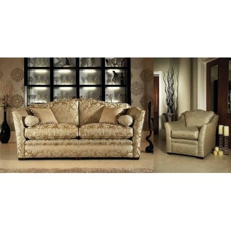 Parker Knoll - Burlington Sofa and Chair
