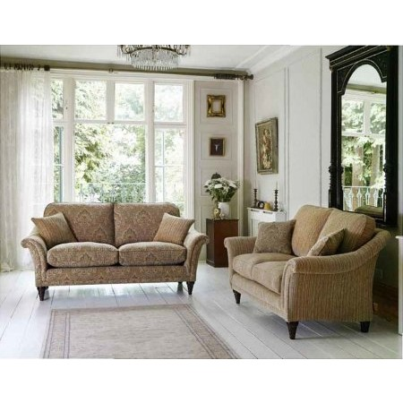 Parker Knoll - Hanbury Large 2 Seater and 2 Seater Sofa