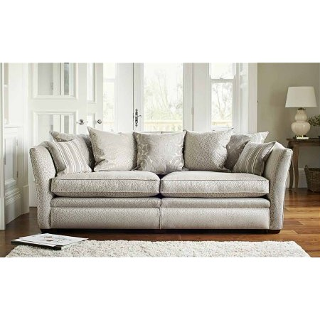 Parker Knoll - Burlington Grand Pillow Back Sofa