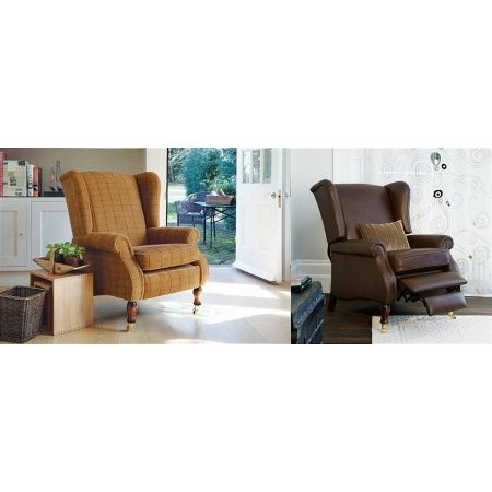 Parker Knoll - York Wing Chair