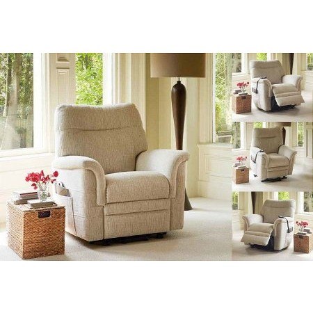 Parker Knoll - Hudson Rise and Recliner Chair