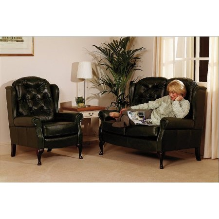 Celebrity - Woburn Leather Legged Suite