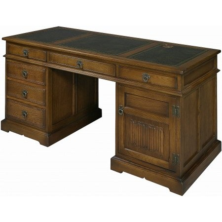 Old Charm - OC 2798 Pedestal Desk