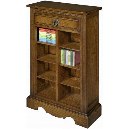 Old Charm - OC 2799 DVD CD Storage Cabinet