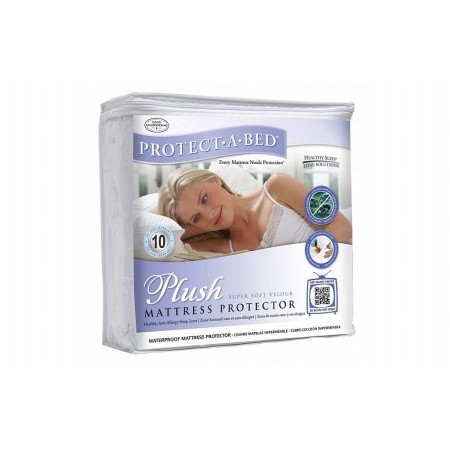 Protect A Bed - Plush Mattress Protector