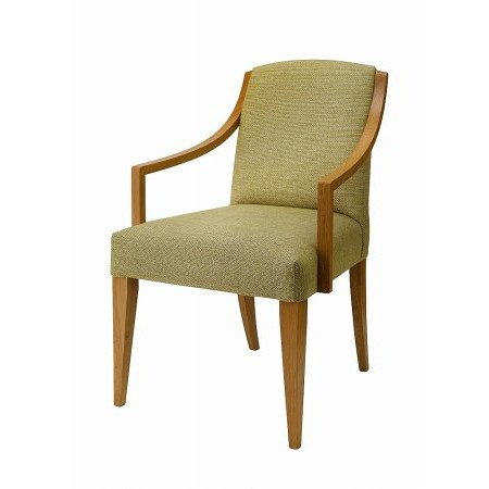 Stuart Jones - Castel Chair Oak Frame
