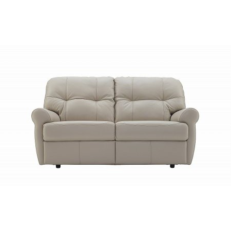 G Plan Upholstery - Winslet 2 Seater Leather Sofa
