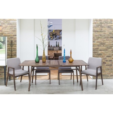 Willis And Gambier - Willow Valley Dining Walnut
