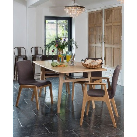 Willis And Gambier - Willow Valley Dining Table and Chairs