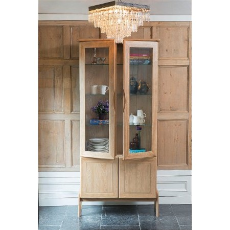 Willis And Gambier - Willow Valley Tall Display Cabinet