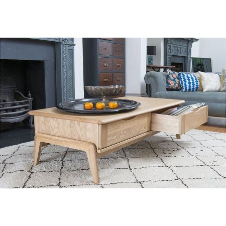 Willis And Gambier - Willow Valley Coffee Table with Drawers