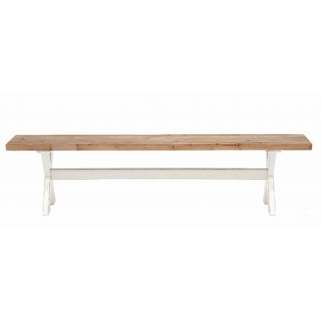 Willis And Gambier - Revival Collection Bow Church Bench
