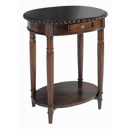 Baker Furniture - Mahogany Hall Table
