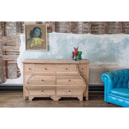Willis And Gambier - Revival Collection Holloway 8 Drawer Chest