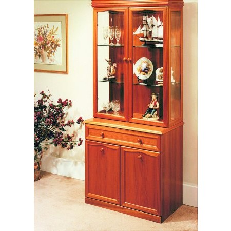 Sutcliffe - Trafalgar 2 Door Display Unit