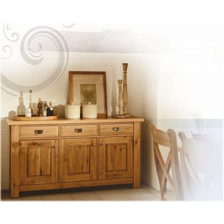 Willis And Gambier - Tuscany 3 Door 3 Drawer Sideboard