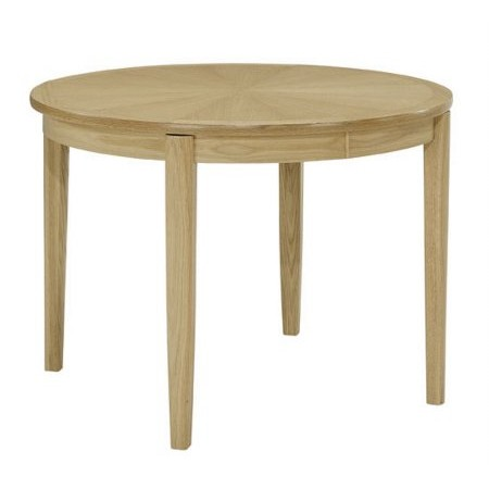 Nathan - Shades Oak Circular Dining Table