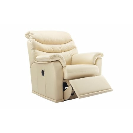 G Plan Upholstery - Malvern Leather Recliner Chair