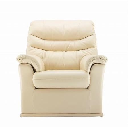 G Plan Upholstery - Malvern Leather Armchair