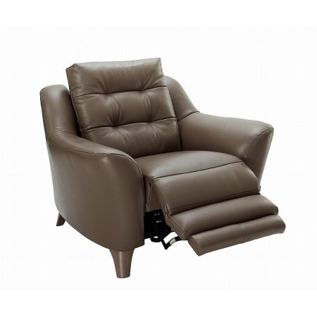 G Plan Upholstery - Pip Leather Recliner Chair