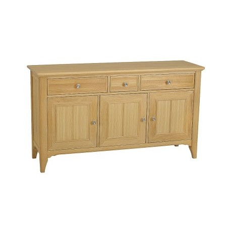 Stag - New England 3 Door Sideboard