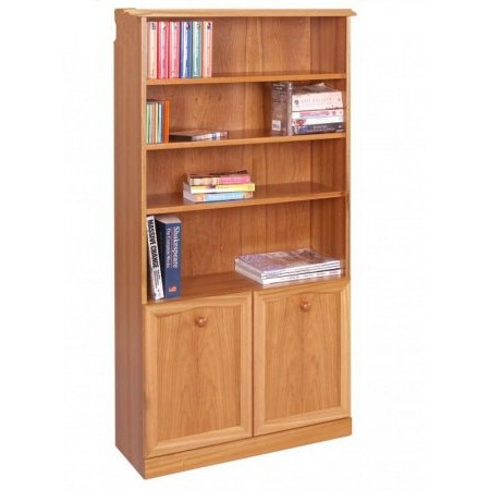 Sutcliffe - Trafalgar Bookcase with 2 Doors