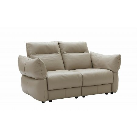G Plan Upholstery - Tess 2 Seater Leather Sofa