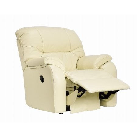 G Plan Upholstery - Mistral Leather Reclining Chair