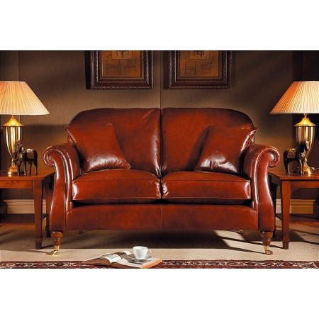 Parker Knoll - Westbury 2 Seater Leather Sofa