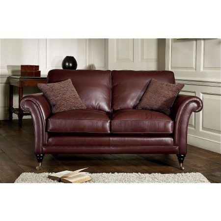 Parker Knoll - Burghley 2 Seater Leather Sofa