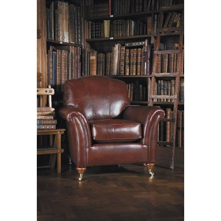 Parker Knoll - Cavendish Leather Chair