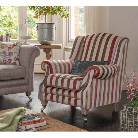 Alstons Upholstery - Adelphi Wing Chair