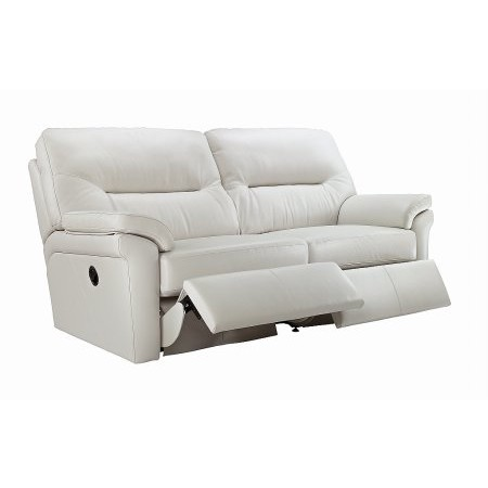 G Plan Upholstery - Washington 3 Seater Recliner Sofa