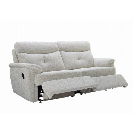 G Plan Upholstery - Atlanta 3 Seater Recliner Sofa