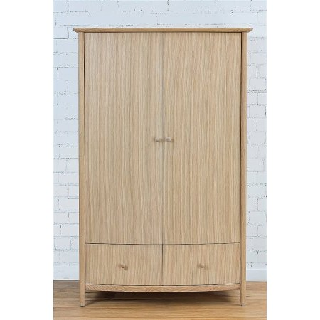 TCH - Anais 2 Door 2 Drawer Wardrobe
